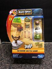 New 2012 Angry Birds Star Wars Jenga Tatooine Battle Game .