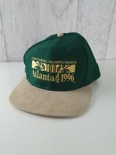 More details for atlanta 1996 olympic games collection baseball cap hat vintage the games