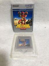 METROID 2 Nintendo Game Boy Japan Authentic