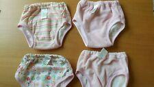 New listing 4Baby Toddler Pink Training PantsUnderwear CottonandExpandable Glove Japan