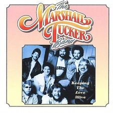 THE MARSHALL TUCKER BAND--Keeping The Love Alive--CD--Rebound Label