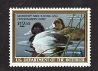 United States Duck Stamp #RW 56, MNH OG, XF