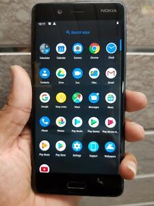 Nokia 8 64 GB Tempered Blue (Unlocked) Smartphone
