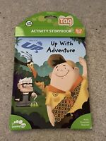 Leapfrog Tag Activity Storybook Up: Up with Adventure Kids Children Book