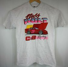 New listing Vintage 90s Nascar Nees Hult Xl Tee Shirt