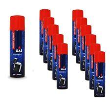 Gas Universale Silver Match Isobutano per Ricarica Accendini 60 ml