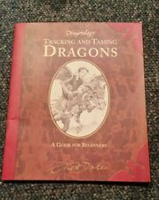 Youth Book Dragonology Tracking and Taming Dragons Guide Beginners Ernest Drake