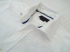 "DUCHAMP Mens Shirt 🌍 Size 14.5"" (CHEST 36"") 🌎 RRP £135+ 📮 CLASSICALLY PLAIN"