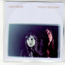 (EN790) Julia Holter, This Is A True Heart - 2013 DJ CD