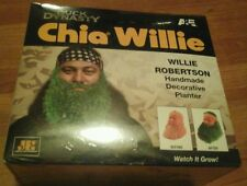 DUCK DYNASTY CHIA PET WILLIE