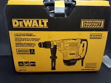Dewalt D25614k Hammer Drill 1 34 Sds Max Combination Hammer Kit In Case