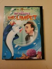 The Incredible Mr Limpet DVD Used Don Knotts
