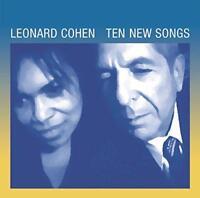 Leonard Cohen - Ten New Songs (NEW VINYL LP)