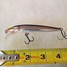 "RAPALA HUSKY JERK RAP (4"")(1/3oz) FISHING LURE CRANK BAIT PRISTINE CONDITION"