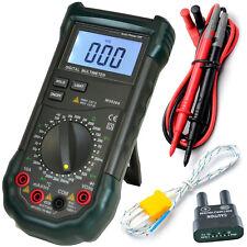 Mastech Ms8264 30 Range Digital Multimeter With Temperature Measurement Backlit