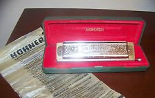 Hohner Super Chromonica 270 Key C 270 Made in Germany harmonica must see!