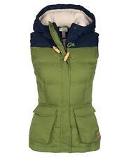 adidas NEO Women's SHRP Down Gilet Vest - Small - Khaki Green - New