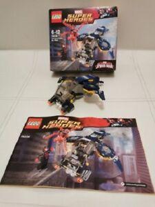 Lego 76036 Marvel Super Heroes Ultimate Spiderman Carnage's Shield Sky Attack