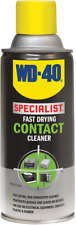 WD-40  SPECIALIST FAST DRYING CONTACT CLEANER 290G/418ML