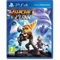 Ratchet and Clank PS4 Game for Sony Playstation 4 NEW SEALED