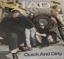 Tad Quick and dirty NEW SEALED vinyl LP RSD 2018