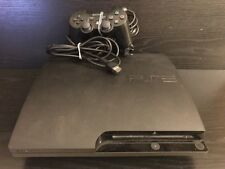 Playstation 3 Console 300 GB  Model CECH-3002B with 1 Authentic Controller
