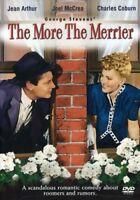 The More the Merrier [New DVD] Full Frame