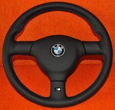 Lederlenkrad Lenkrad passend für BMW E36 E30 E34 E32 MT2 Leder Tuning Teile