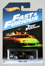 Hot Wheels Honda S2000 Fast And Furious 1:64