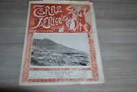 REVUE - TERRE D'AFRIQUE ILLUSTREE - n° 64 / Novembre 1922