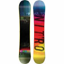 Nitro Cinema Homme Snowboard Tous Mountain Freestyle Freeride Gullwing 2019-2020