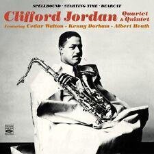 Clifford Jordan: Spellbound + Starting Time + Bearcat (3 Lps On 2 Cds)