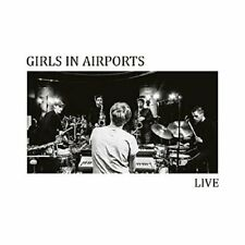 GIRLS IN AIRPORTS - LIVE   VINYL LP NEW