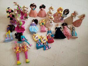 Vintage McDonalds Barbie Happy Meal Toys huge lot Vintage 90's