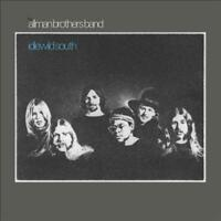 THE ALLMAN BROTHERS BAND - IDLEWILD SOUTH NEW CD