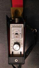 Vintage Castle Associates Portable Sound Level Meter ANSI S.1.4 (1971) S.3A