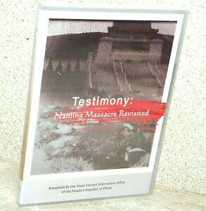 Testimony: Nanjing Massacre Revisited ~ The China Intercontinental Press ~ DVD