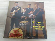EP Single /    The Shadows ‎– F.B.I. / FRANCE PRESS / RAR / 1961 /