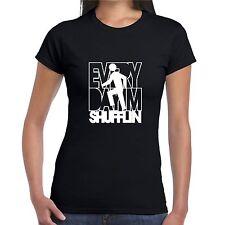 Lmfao T Shirt Girly T Para Mujer Dama Fit roca de fiesta cada día Im Shufflin BNWT