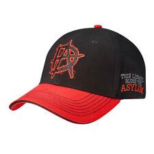 Wwe Dean Ambrose This Lunatic Runs The Asylum Baseball Cap Hat Official New