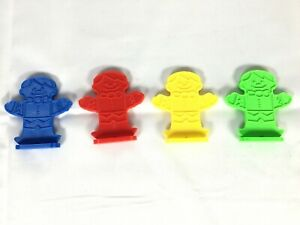 Candy Land Board Game Gingerbread Replacement Pieces Parts Pawn Tokens CandyLand
