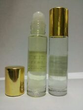 White  Patchouli 10ml  PERFUME*HIGH QUALITY LONG LASTING OIL/women/MEN