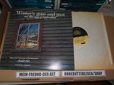 LP VA Winter's Gone And Past - Newfoundland (13 Song) WATERLOO MUSIC CDN