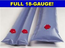8 Foot DOUBLE Water Bags for Pools HEAVY DUTY FLAT SHIPPING $20 FOR ANY AMOUNT