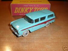 Dinky  #173 Nash Rambler with windows in green    (2)