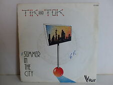 TIK AND TOK Summer in the city VB 698
