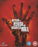 Volver a House On Haunted Hill Jeffrey Combs Tom Riley Warner GB DVD L. Nuevo