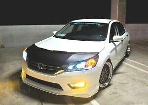 Car Bonnet Hood Bra For Honda Accord Sedan 13 14 15 2013 2014 2015