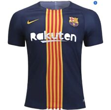 NWT NIKE FC Barcelona  Pre-Match Training Jersey Men's M 894323-411