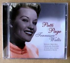 Patti Page - Tennessee Waltz, CD